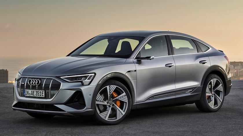 Audi e-tron (электромобиль)