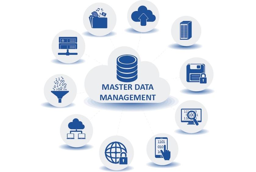 Master Data Management. Фото: trendsinmasterdatamanagement.blogspot.com