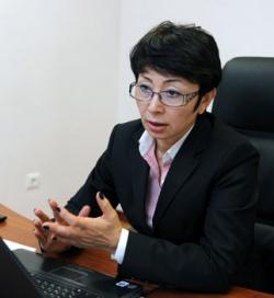 Курмангалиева Бикеш Кайдаровна