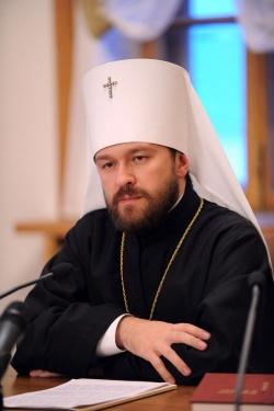 Алфеев Григорий Валериевич (Иларион)