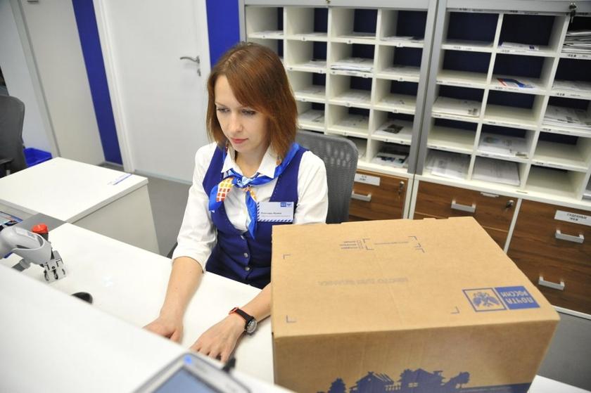 девушка модель работы почты россии