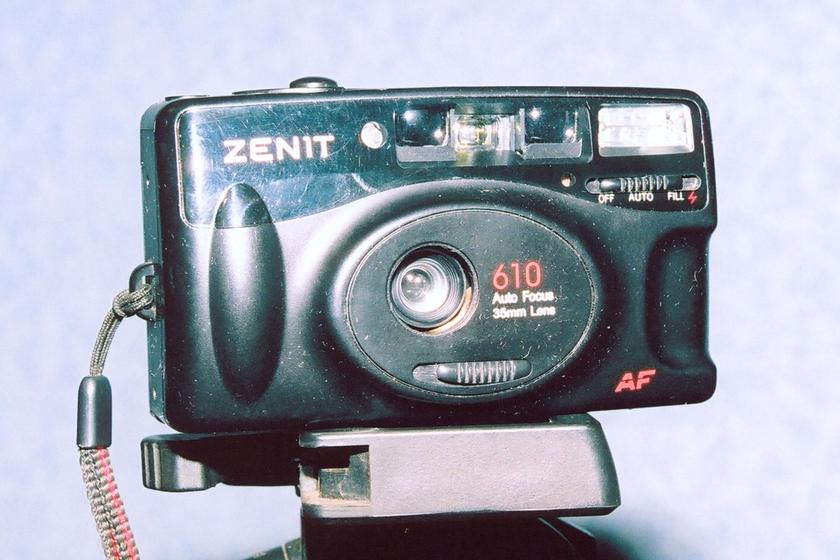 Zenit Fotoapparat